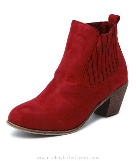 What to Wear with Red Ankle Boots u2013 careyfashion.com