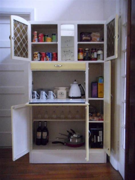 Kitchen Cupboard Storage by Retro 1950 S Kitchenette Kitchen Cabinet Larder Pantry