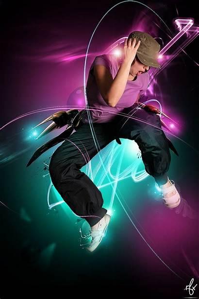 Dance Hop Hip Jazz 3d Funk Modern