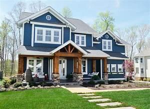 Blue Exterior House Color Blue Exterior House Color