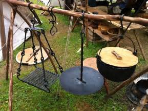 Viking Camp Cooking Gear