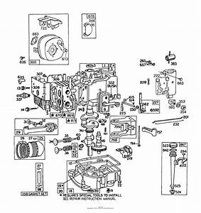 4 Hp Briggs Engine Diagram