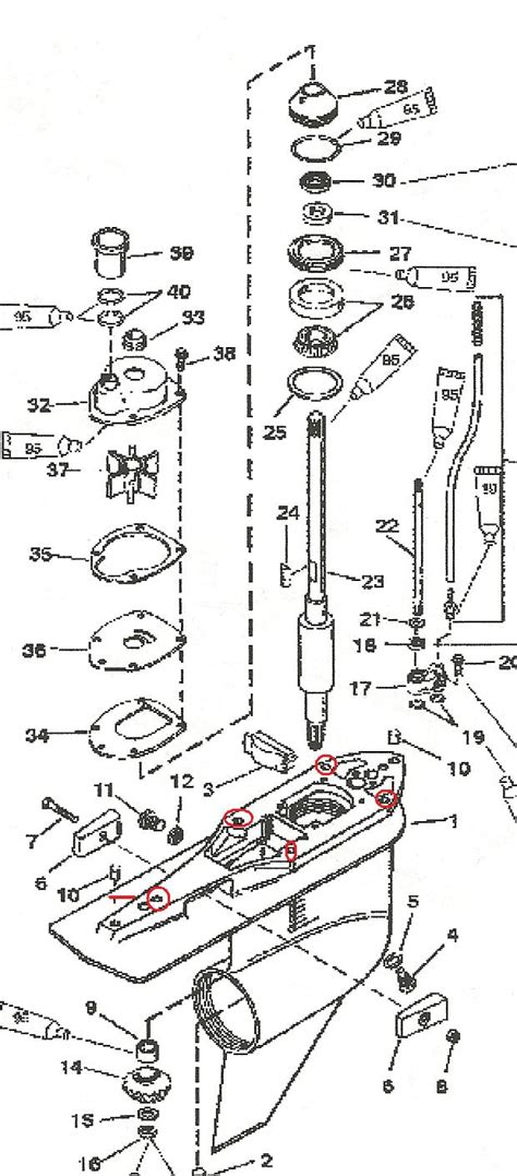 Do Outboard Boat Motors Need To Be Winterized by A 09 Mercury 90 Hp Elpto 2 Stroke Motor That Wasn T