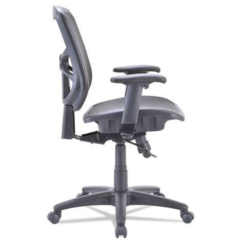 Alera Elusion Series Mesh Mid Back Swivel by Alera Elusion Series Air Mesh Mid Back Swivel Tilt Chair