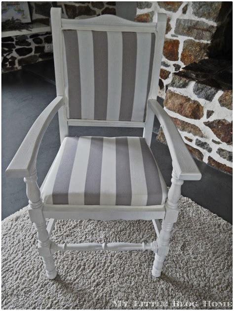 retapisser une chaise reprise des bonnes résolutions fauteuil voltaire