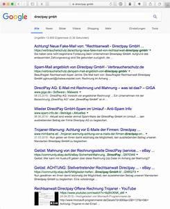 Abrechnung Directpay Gmbh : trojaner von directpay gmbh ~ Themetempest.com Abrechnung