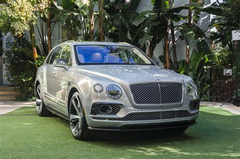 Bentley Bentayga First Edition Une Srie Limite 608