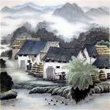 Lucky village asian art