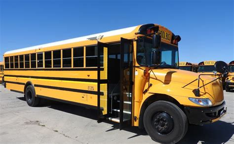 Used School Bus Sales In Illinois