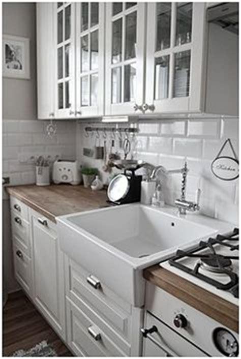 ikea ringhult kitchen  gloss white island ideas