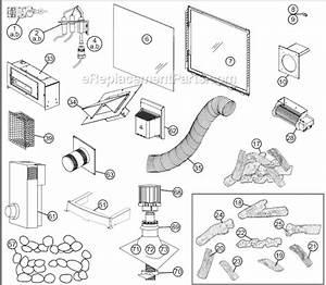 Napoleon Hdx40pt Parts List And Diagram