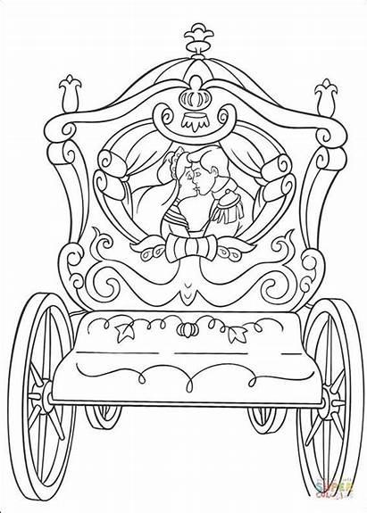 Colorare Disegni Coloring Colouring Cinderella Disney