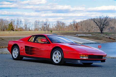 Fujimi koenig specials testarossa 1/16 model kit vintage #11355. Used 1989 Ferrari Testarossa For Sale (Special Pricing)   Ambassador Automobile LLC. Stock #107