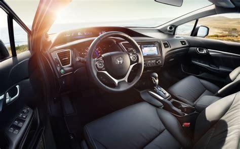 2015 Honda Civic Sedan Interior