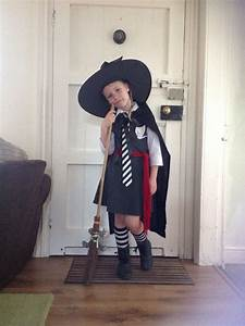 The Worst Witch Fancy Dress World Book Day. | Fancy Dress ...