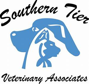Southern Tier Veterinary Associates logo design ...