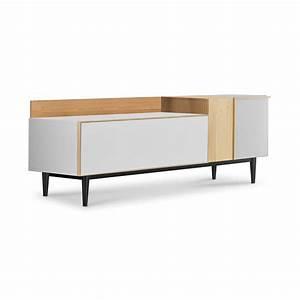 Tv Lowboard Weiß Holz : sch ner wohnen tv lowboard patchwork 21262 wei holz online kaufen bei woonio ~ Bigdaddyawards.com Haus und Dekorationen
