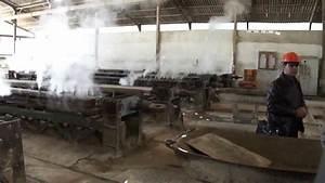 Fabrication Du Béton : fabrication des poteaux lectriques en b ton 02 youtube ~ Premium-room.com Idées de Décoration