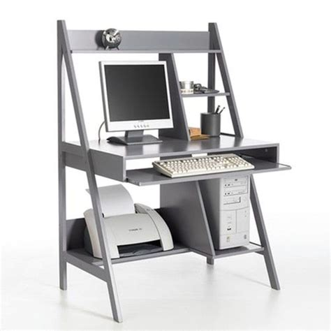 bureau angle wenge best 20 bureau informatique ideas on
