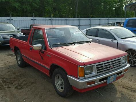 1987 Mitsubishi Mighty Max by Auto Auction Ended On Vin Ja7fl44e6hp048455 1987