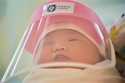 Face Newborn Shields Children Babies Shield Covid