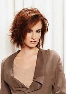 Frisuren Frauen Mittellang Stufig