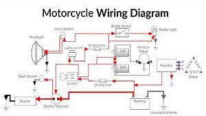 Kawasaki Motorcycle Wiring Diagrams 83