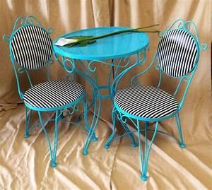 Cast Iron Patio Table