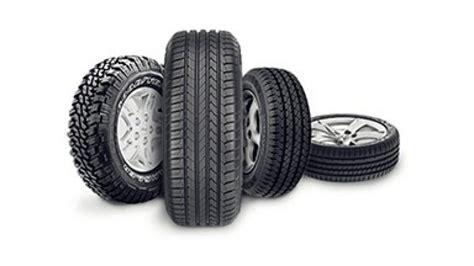 Consumer Tyres