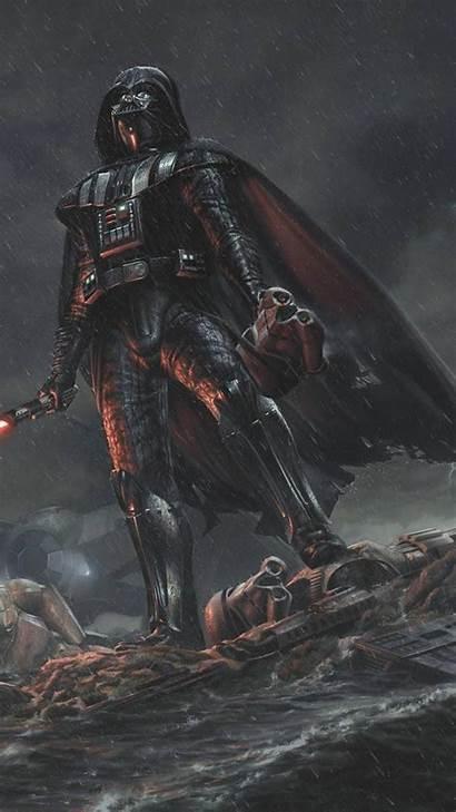Vader Darth Wars Stormtrooper Star Galaxy Edge