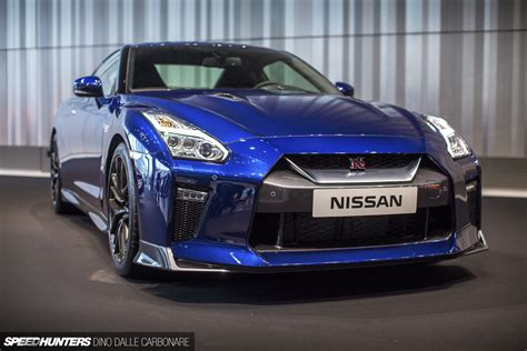 The New Gtr by The New Gt R Unveiled At Nissan Hq Speedhunters