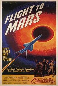 Flight to Mars Movie Posters From Movie Poster Shop