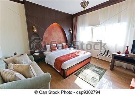 chambre style orientale photo de intérieur moderne appartement chambre à