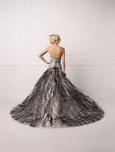 Robe De Mariée Noire : collection bella 2016 robe de mari e radieuse ~ Dallasstarsshop.com Idées de Décoration