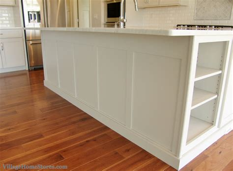 Custom Wainscoting Panels by Custom Wainscot Panel Finishes The Back Of A
