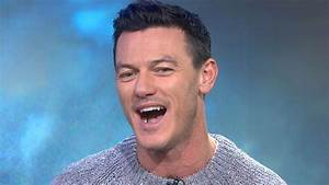 Luke Evans Hair Extensions To Play Dracula Were Hell