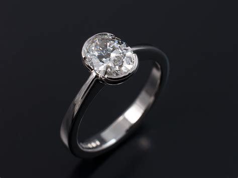 oval cut diamond engagement rings glasgow