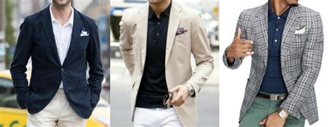 shirt unter blazer how to wear a polo shirt with style the of manliness