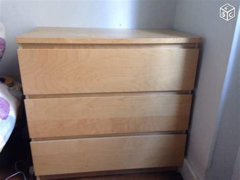 chambre malm commode malm 3 tiroirs revisitée bidouilles ikea