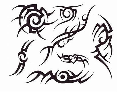 Tribal Tattoo Designs Tattoos Simple Patterns Stencil