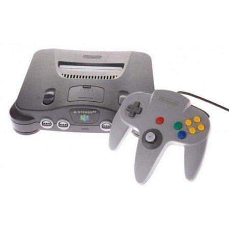 nintendo n64 console nintendo 64 system console