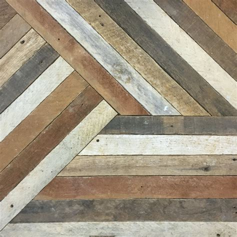 If you're looking for more inventive ways to incorporate recycled wood into your home décor, here are 10 options—most of which can be diyed. Reclaimed Wood Wall Art, Decor, Lath, Pattern, Geometric, 19 x 19 Black Friday Sale