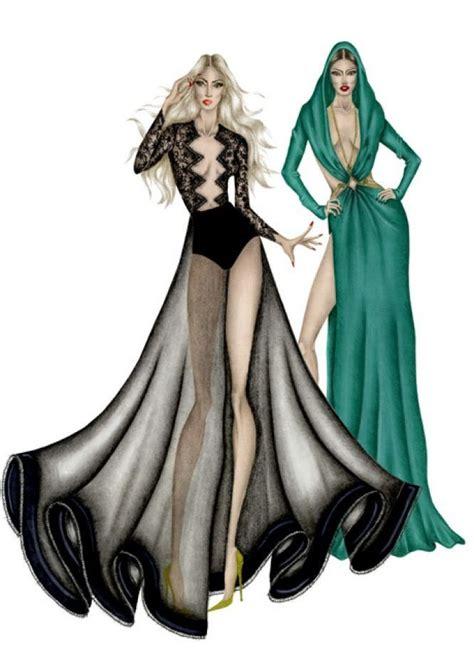 disegni di moda eg14 187 regardsdefemmes