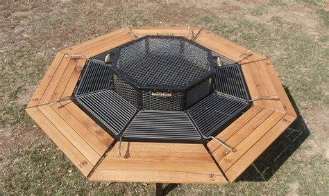 garten steintisch tisch mit grill com forafrica
