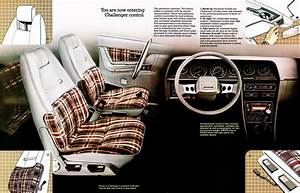 1979 Plymouth Sapporo - Information And Photos