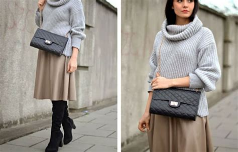 11 Midi Skirt Outfits For This Winter