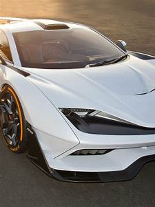 Wallpaper Aria FXE, Sports cars, Concept cars, 2019, 4K