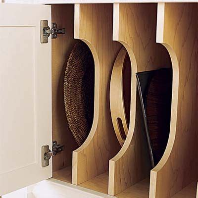 vertical kitchen cabinet dividers a small kitchen with 7 smart storage solutions baking 6762