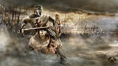 Templar Knights Medieval Wallpapers Danasrhp