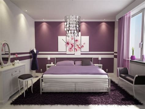 Cool Wall Paintings For Bedrooms  Image Of Home Design